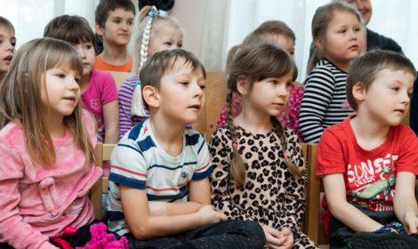 Esinemised lasteaedades ja koolides
